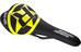 Sillín BMX Reverse Fort Will amarillo/negro